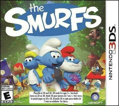 THE SMURFS (WITH BOX) (usagé)
