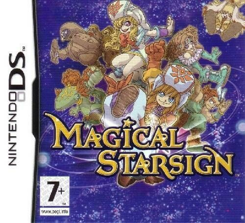 MAGICAL STARSIGN (usagé)