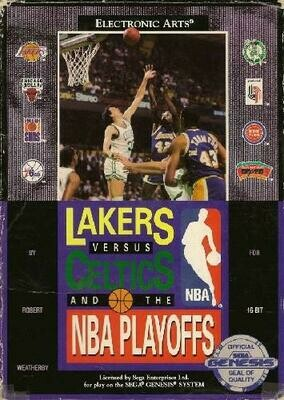 LAKERS VS CELTICS AND THE NBA PLAYOFFS (usagé)