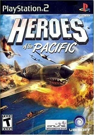 HEROES OF THE PACIFIC (WITH BOX)