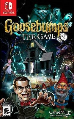GOOSEBUMPS THE GAME (usagé)