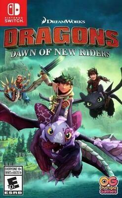 DRAGONS DAWN OF NEW RIDERS (usagé)