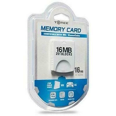 MEMORY CARD 16MB / 251 BLOCKS JOBBER (usagé)