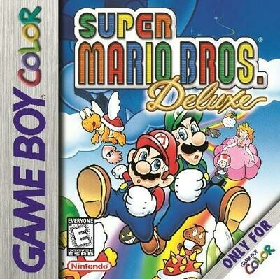SUPER MARIO BROS DELUXE (COMPLETE IN BOX) (usagé)