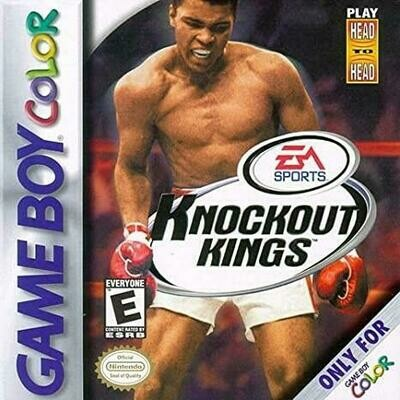 KNOCKOUT KINGS (COMPLETE IN BOX) (usagé)