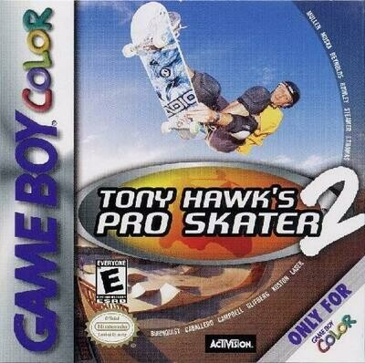 TONY HAWK'S PRO SKATER 2 (COMPLETE IN BOX) (usagé)