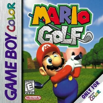 MARIO GOLF (COMPLETE IN BOX) (usagé)