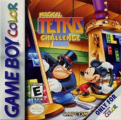 MAGICAL TETRIS CHALLENGE (COMPLETE IN BOX) (usagé)