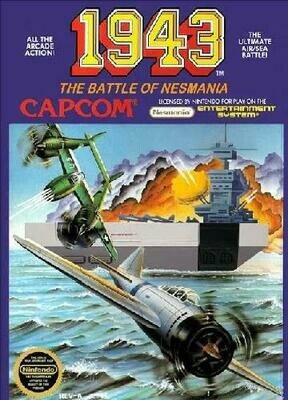 1943: THE BATTLE OF MIDWAY (usagé)