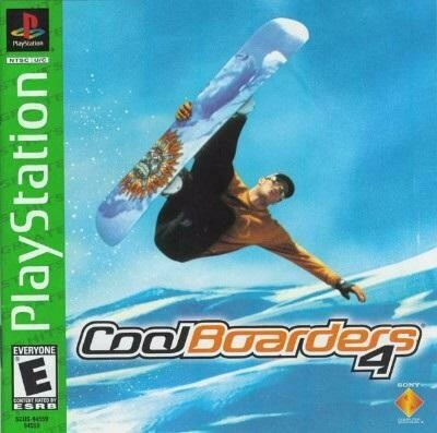 COOL BOARDERS 4 GREATEST HITS (COMPLETE IN BOX) (usagé)