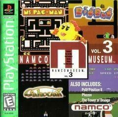 NAMCO MUSEUM VOLUME 3 GREATEST HITS (COMPLETE IN BOX) (usagé)