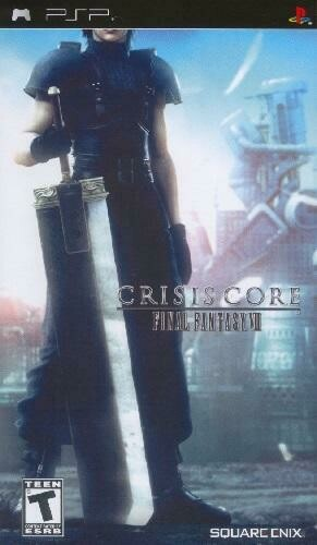 FINAL FANTASY 7 CRISIS CORE (WITH BOX) (usagé)