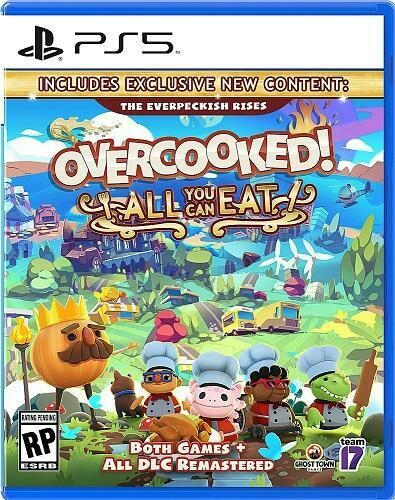 OVERCOOKED ALL YOU CAN EAT (usagé)