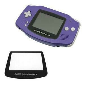 GAMEBOY ADVANCE REPLACEMENT LENS