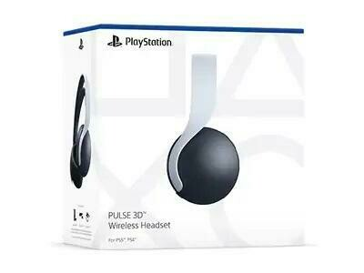 HEADSET PULSE 3D WIRELESS FOR PS5 / PS4