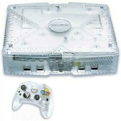 XBOX CRYSTAL (COMPLETE IN BOX) (usagé)
