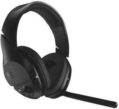HEADSET SKULLCANDY WIRELESS BLACK PS4 / PS3 (usagé)