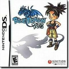 BLUE DRAGON PLUS (COMPLETE IN BOX) (usagé)