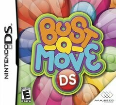 BUST-A-MOVE DS (COMPLETE IN BOX) (usagé)