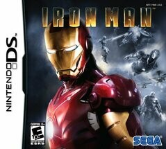 IRON MAN (COMPLETE IN BOX)