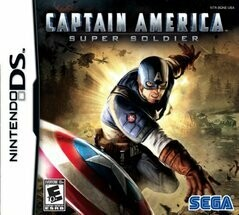 CAPTAIN AMERICA SUPER SOLDIER (COMPLETE IN BOX) (usagé)