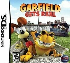 GARFIELD GETS REAL (COMPLETE IN BOX) (usagé)