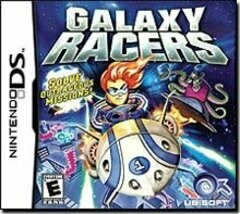 GALAXY RACERS (COMPLETE IN BOX)