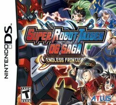 SUPER ROBOT TAISEN OG SAGA ENDLESS FRONTIER (COMPLETE IN BOX)