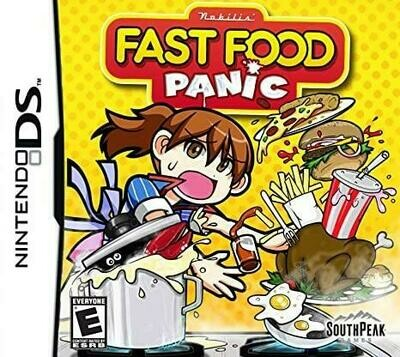 FAST FOOD PANIC (COMPLETE IN BOX) (usagé)