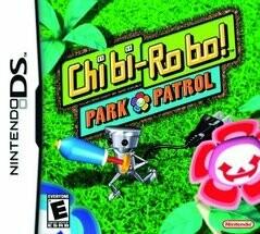 CHIBI-ROBO PARK PATROL (COMPLETE IN BOX) (usagé)