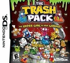 TRASH PACK (COMPLETE IN BOX) (usagé)