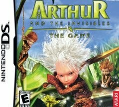 ARTHUR AND THE INVISIBLES (usagé)