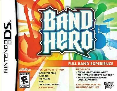 BAND HERO (usagé)