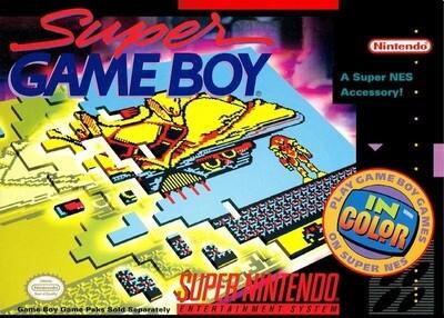 SUPER GAMEBOY (usagé)