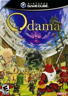 ODAMA (COMPLETE IN BOX) (usagé)