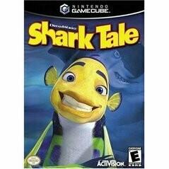 SHARK TALE (COMPLETE IN BOX) (usagé)