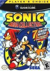 SONIC MEGA COLLECTION PLAYER'S CHOICE (COMPLETE IN BOX) (usagé)
