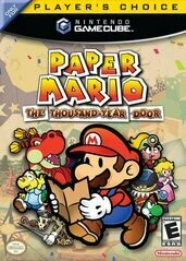 PAPER MARIO THE THOUSAND-YEAR DOOR PLAYER'S CHOICE (COMPLETE IN BOX) (usagé)
