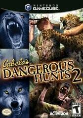 CABELA'S DANGEROUS HUNTS 2 (COMPLETE IN BOX) (usagé)