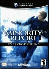 MINORITY REPORT EVERYBODY RUNS (NON-ORIGINAL PRINT) (usagé)