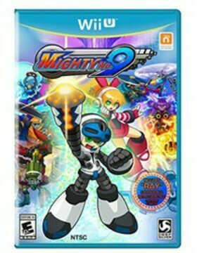 MIGHTY NO. 9 (COMPLETE IN BOX)