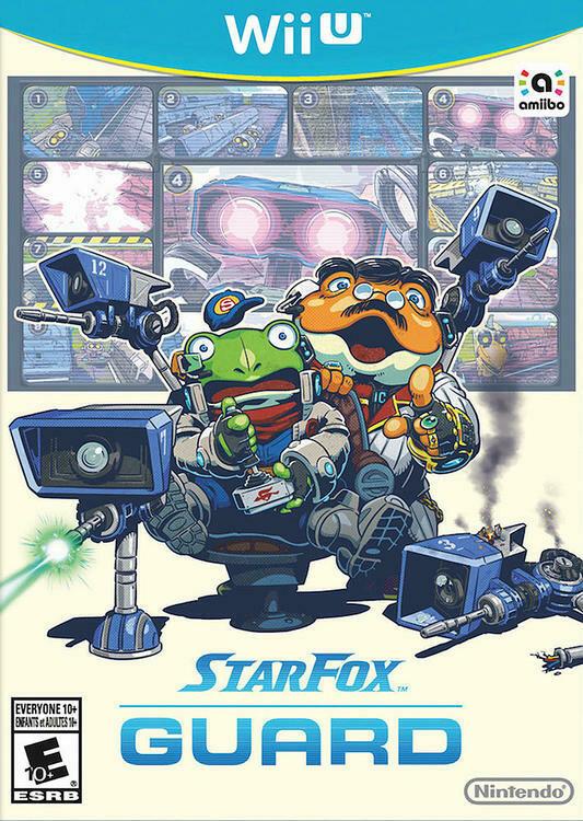 STAR FOX GUARD (WITH BOX)