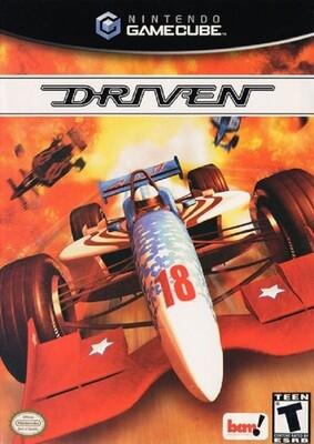 DRIVEN (COMPLETE IN BOX) (usagé)