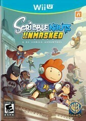 SCRIBBLENAUTS UNMASKED (COMPLETE IN BOX) (usagé)
