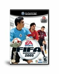 FIFA SOCCER 2005 (COMPLETE IN BOX) (usagé)