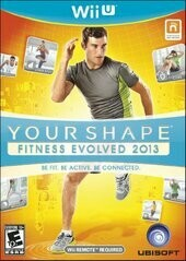 YOUR SHAPE FITNESS EVOLVE 2013 (COMPLETE IN BOX) (usagé)