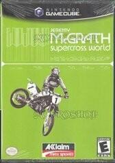 JEREMY MCGRATH SUPERCROSS WORLD (COMPLETE IN BOX) (usagé)