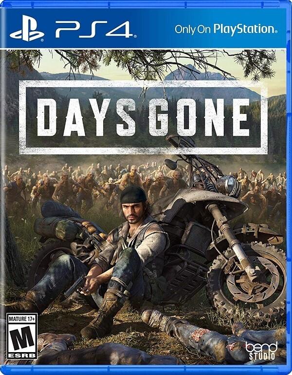 DAYS GONE (usagé)