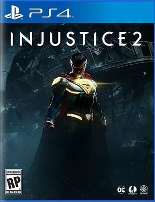 INJUSTICE 2 (usagé)
