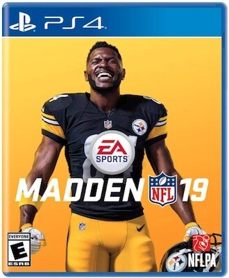 MADDEN NFL 19 (usagé)